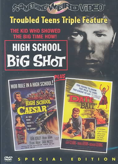 HIGH SCHOOL BIG SHOT/HIGH SCHOOL CAES BY PITTMAN,TOM (DVD)