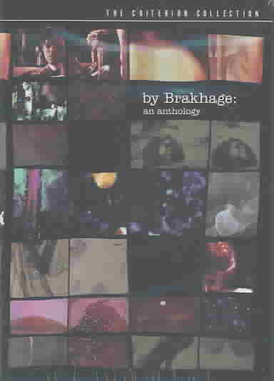 BY BRAKHAGE:ANTHOLOGY BY BRAKHAGE,STAN (DVD)